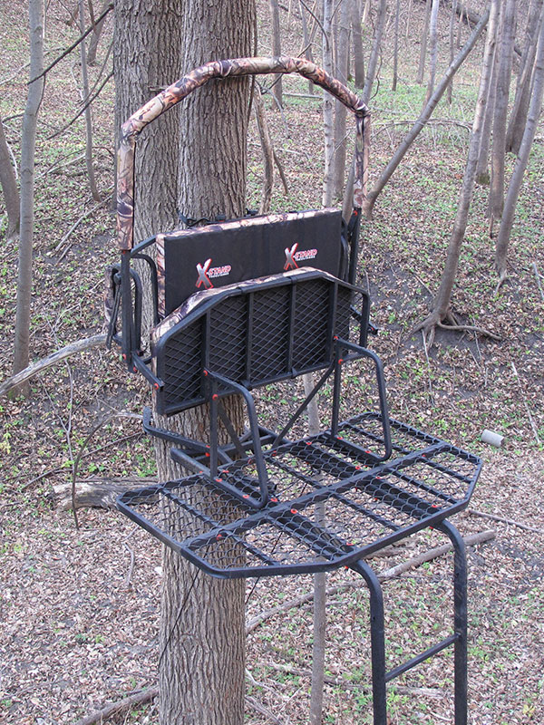 Common Sense Tree Stand Placement Isnt So Common Todays Hunter